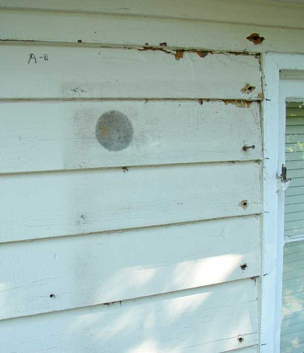 Removing Wood Siding From Old House