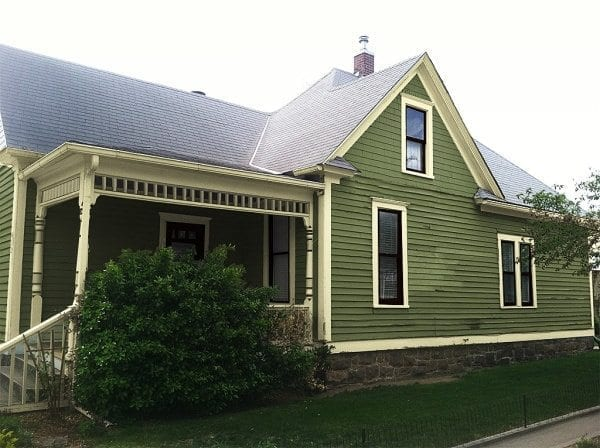 Victorian House Paint Schemes