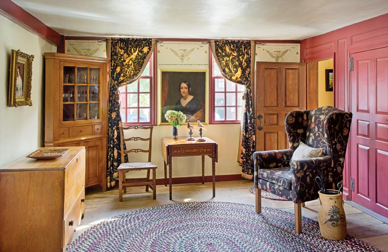 Saving a 17thCentury New England House  Restoration