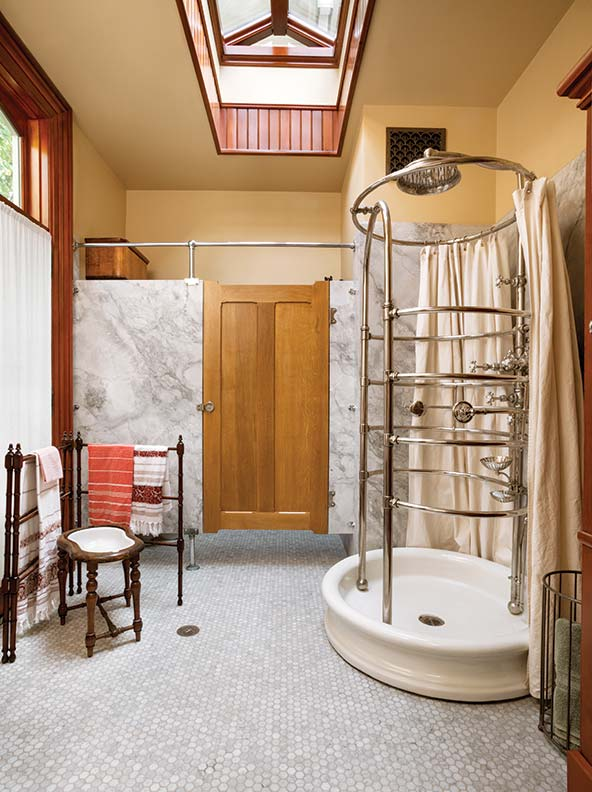 Reproduction Victorian Bathrooms  Old House Restoration