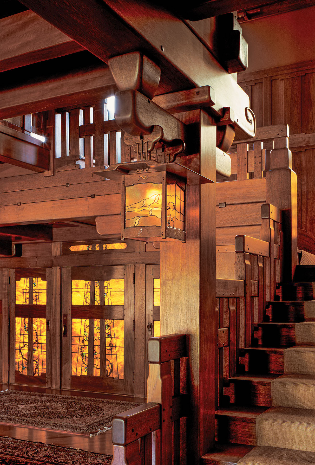 Frank Lloyd Wright Falling Water Wallpaper The Japanese Influence Of Greene Amp Greene Old House