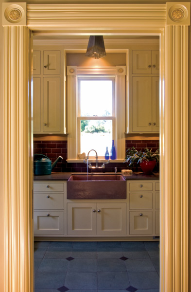 kitchen decor styles arts & crafts kitchens new for a victorian house - restoration & design ...