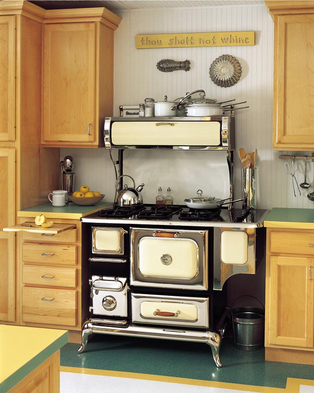 kitchen stoves glass for cabinets how to choose a stove an old house journal magazine