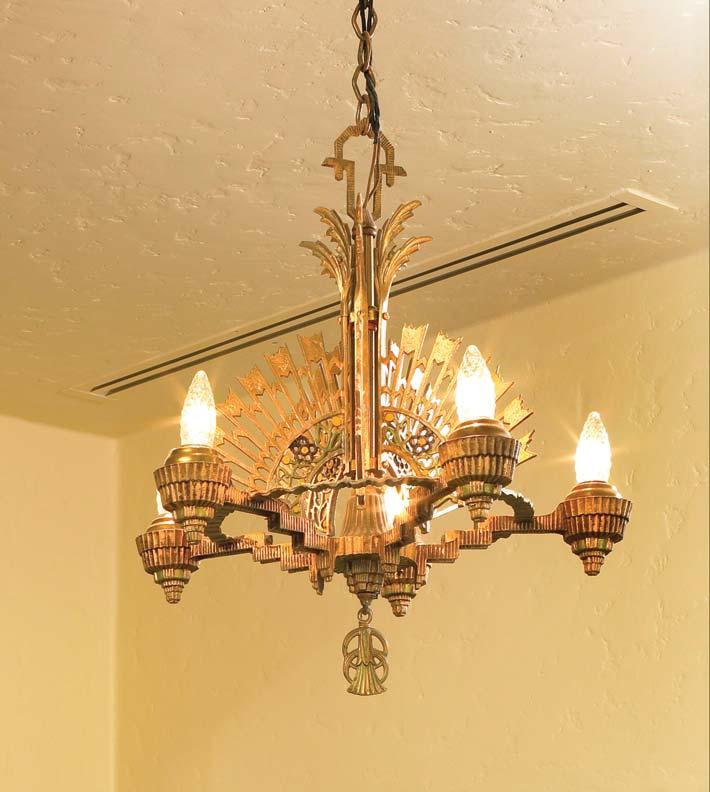 Kitchen Lighting Antique Or New? Restoration & Design For The