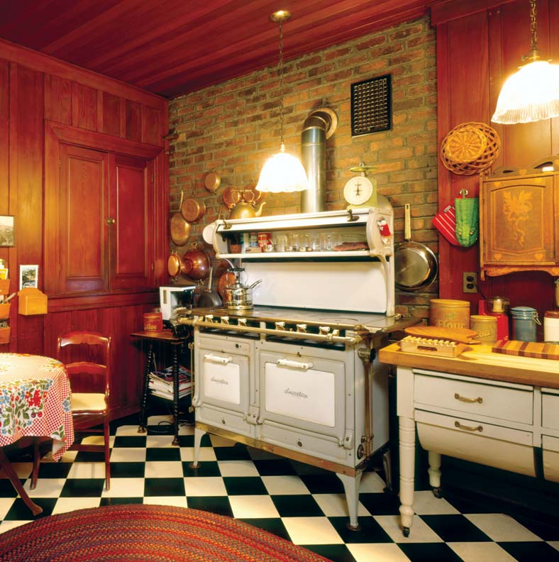 The History Of Old Stoves Restoration & Design For The Vintage