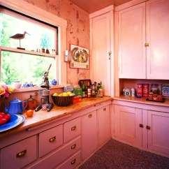 Wood Kitchen Counters Cart On Wheels Counter Points Old House Journal Magazine Countertops