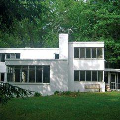 Arts & Crafts Kitchens Kitchen Decorating Ideas A Post-fire Bauhaus Rehab - Old House Journal Magazine