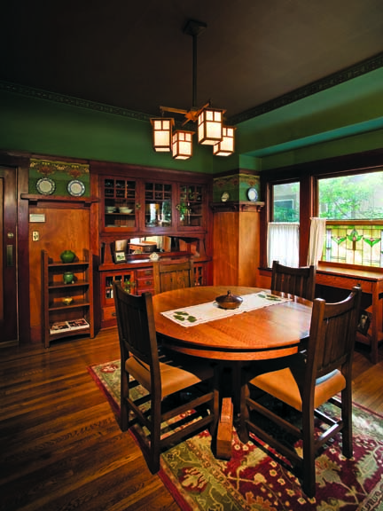 Dining Room Standing Lamps