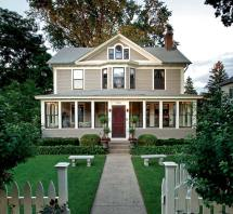 Old Home Exterior House Paint Colors