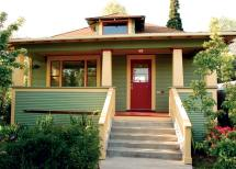 Bungalow Front Porch Designs