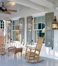 The Best Shutters for Old Houses - Old House Restoration ...