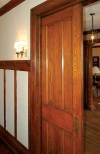 How To Repair Pocket Doors - Old House Journal Magazine