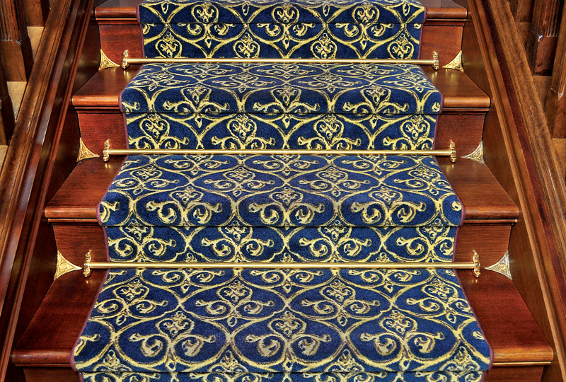 Stair Rods  Dust Corners  Restoration  Design for the Vintage House  Old House Online
