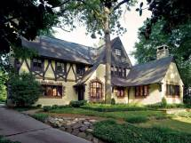 English Tudor Cottage Style Homes