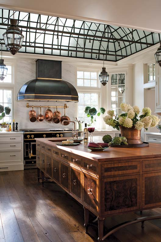 Designing An Edwardian Style Kitchen Old House Journal Magazine