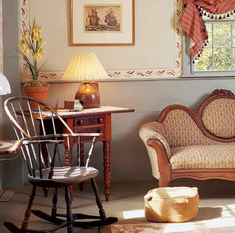 5 Wainscot Wall Paneling Styles Old House Journal Magazine