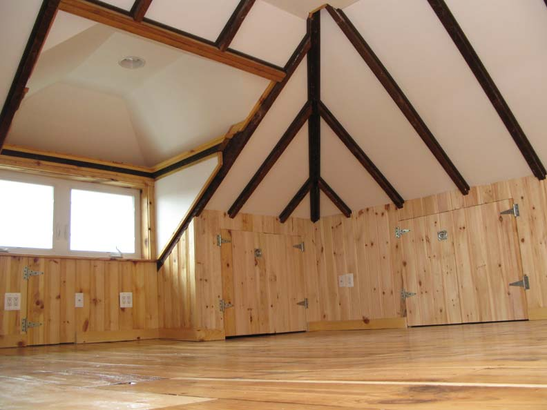 How to Create Attic Storage  Restoration  Design for the