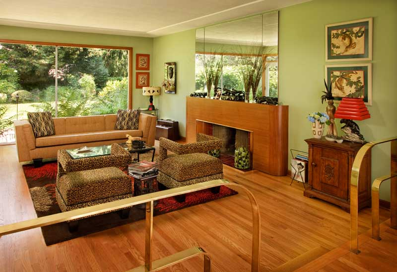 An Intact MidCentury Ranch House  Restoration  Design