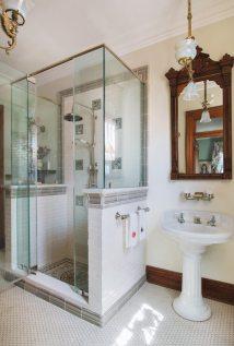 Victorian Bathroom Pedestal Sinks
