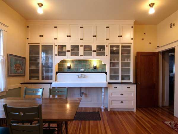 A Bungalow Kitchen Comeback  Restoration  Design for the