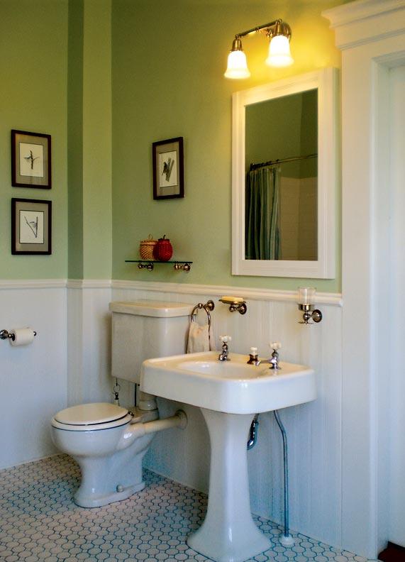 Baths Made Simple  Restoration  Design for the Vintage