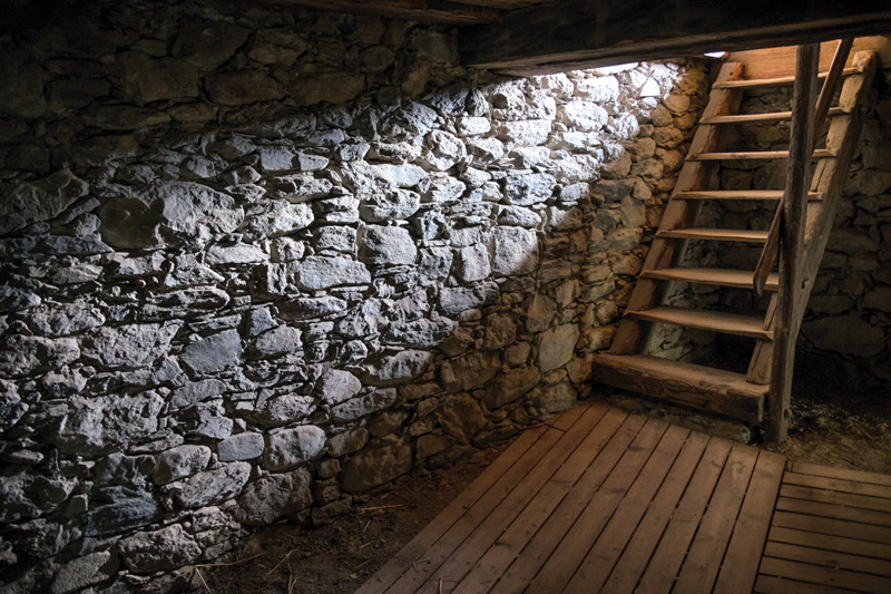 Waterproofing a Basement or Cellar  Old House Journal