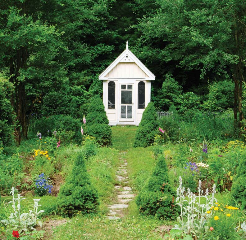 How To Design A Summerhouse For Your Garden Restoration Amp Design For The Vintage House Old