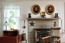 Vernacular In Greek Revival Farmhouse - Restoration