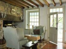 Shaker Simplicity In Stone House - Journal