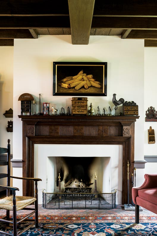 Anatomy of a Historic Fireplace  Restoration  Design for the Vintage House  Old House Online