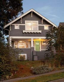 Saving Craftsman House In Seattle