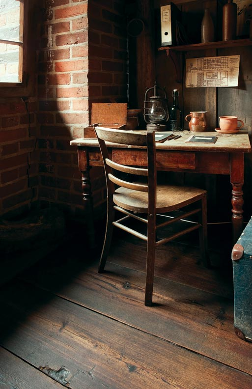 The History of Wood Flooring  Old House Journal Magazine