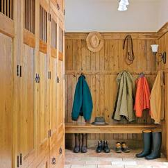 Outdoor Kitchens Plans Ikea Kitchen Chair How To Design A Traditional Mudroom - Old House Journal ...