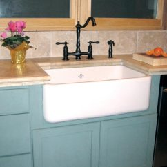 Farmers Sinks For Kitchen Islands Lowes Adventures In Installing A Sink - Old House ...