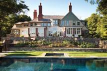 English Arts & Crafts Details House - Restoration