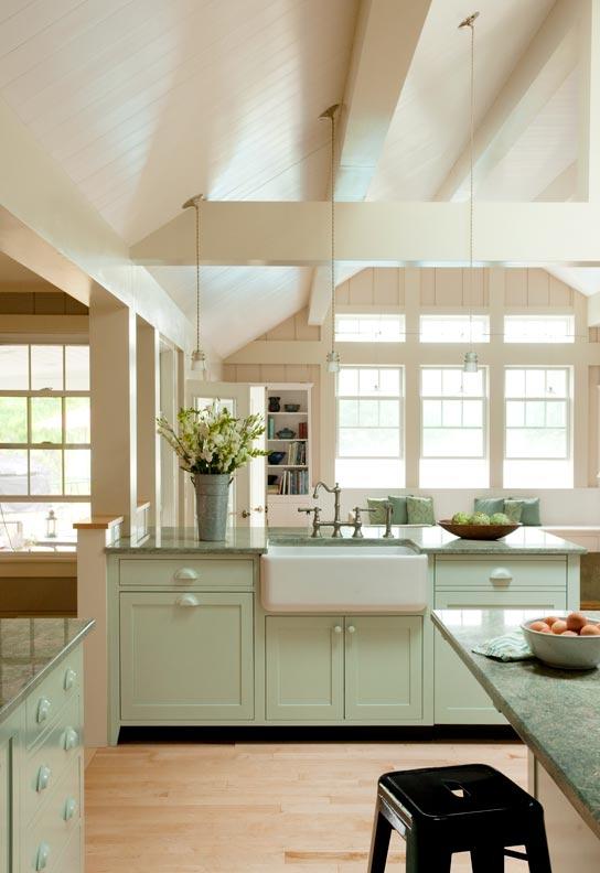 A LightFilled Kitchen Remodel  Restoration  Design for