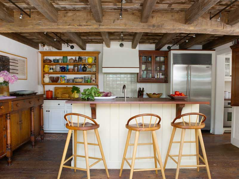 Designing A Country Kitchen For An 18th Century House Restoration Amp Design For The Vintage