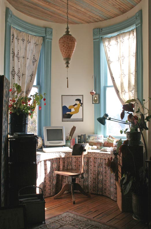 How To Decorate Round Rooms  Restoration  Design for the