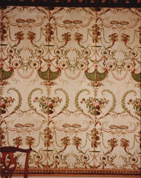 Evolution Of Wallpaper Patterns - Restoration & Design