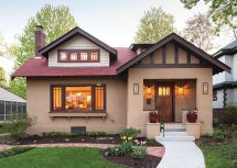 Bungalow Style House
