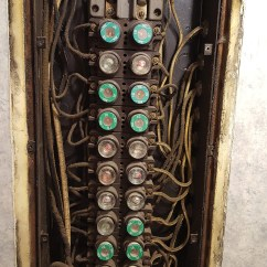 Home Fuse Box Wiring Diagram Electrical Software Open Source Diagrams Clicks 1950