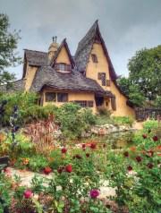 20th century storybook homes