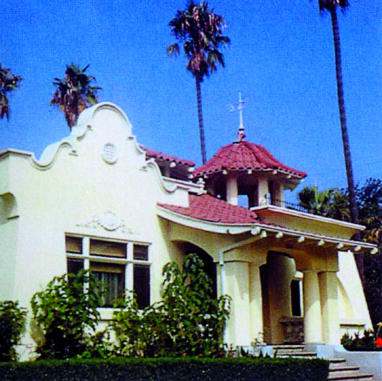 Mission Revival Style  Old House Journal Magazine