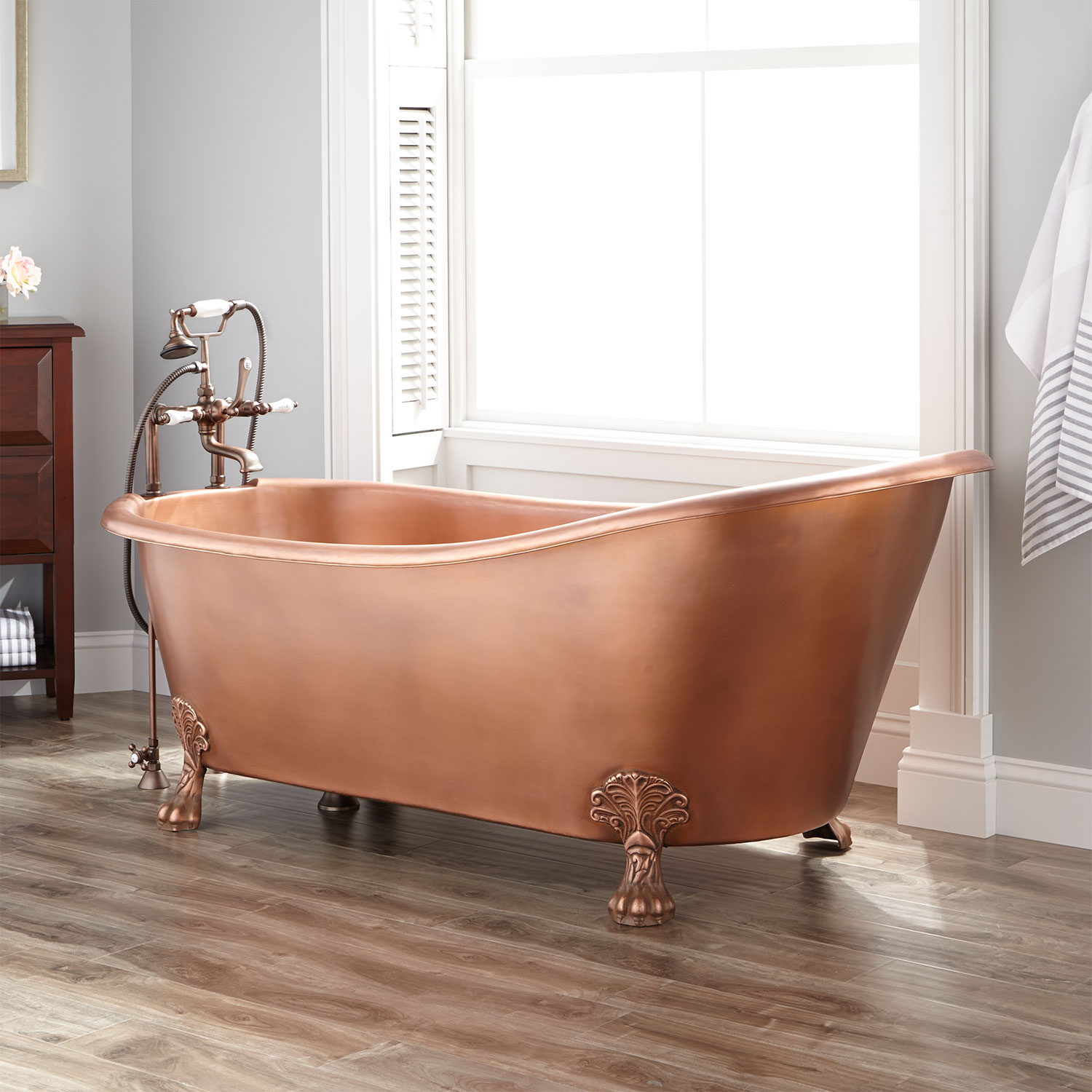 Five Ways To Update A Classic Bath Without Losing Its Charm