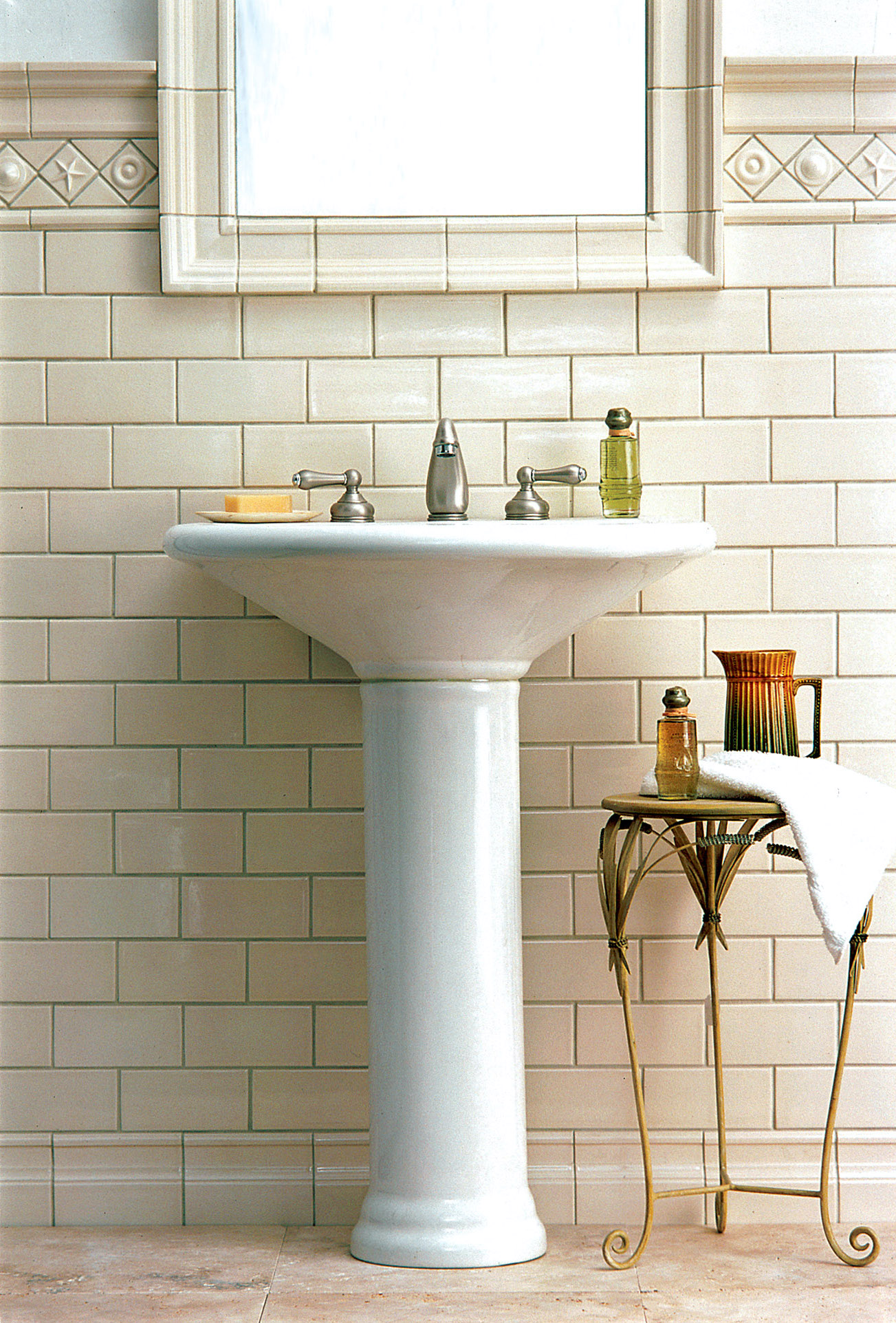 6 tips for tile on a budget old house