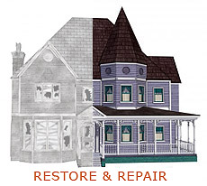 Restore and Repair Your Old Home