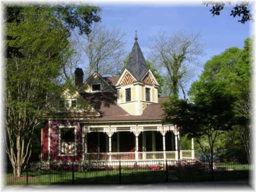 1892 Victorian in Atlanta Georgia  OldHousescom