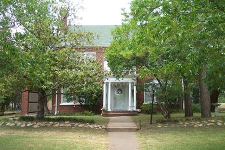 Old House Archives In Marlin Texas