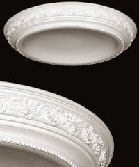 Ceiling Domes: Surface Mount | Old House Web
