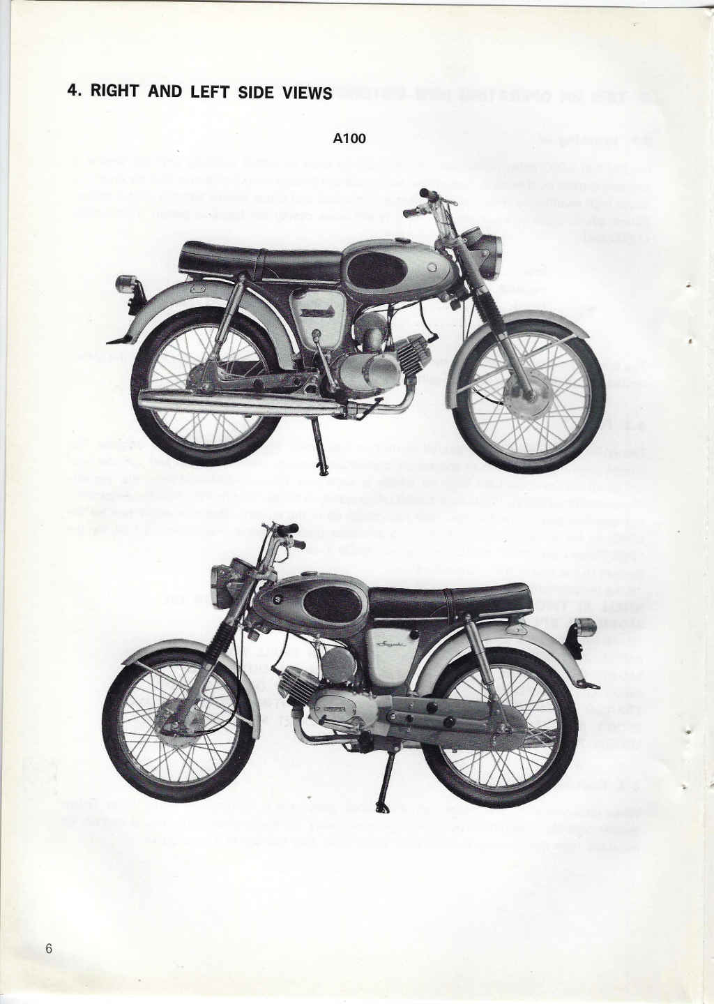 Suzuki A100 Service Manual